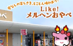 ホームページ制作事例: 道の駅メルヘンおやべ